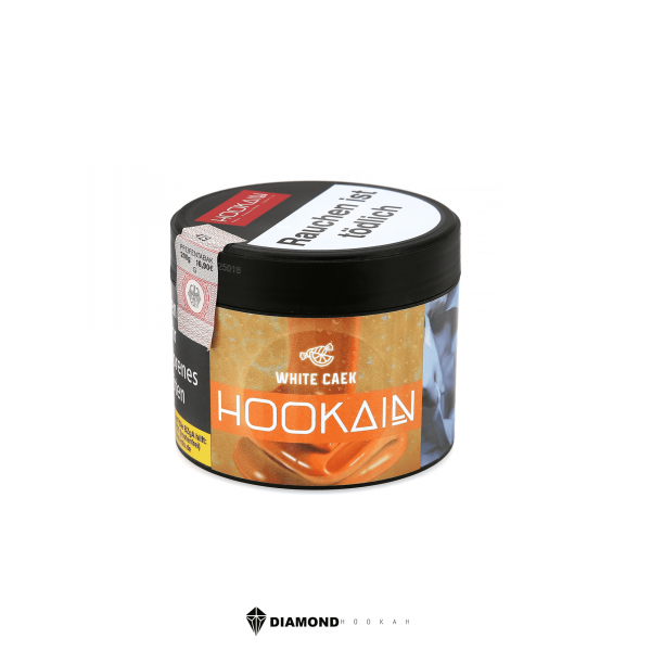 Hookain White Caek | Diamondhookah - Shishas und Wasserpfeifen