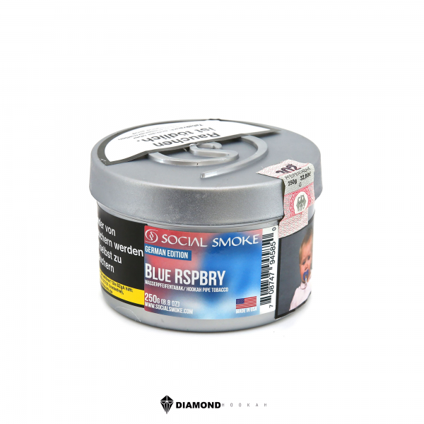 Blue Rspbry