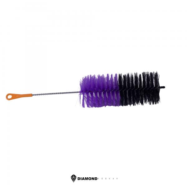 Clean Brush Purple | Diamondhookah - Shishas und Wasserpfeifen